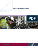 Company Safety Rules_Safety Controllers_Conversion Training for IPR-GDF Suez - Sept 2012