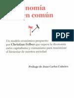 Felber, Christian - La Economía del Bien Común