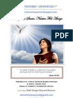 EL ESPÍRITU SANTO NUESTRO FIEL AMIGO. Pastora Ruth Meynard Ramírez