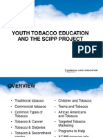 tobacco and informational presentation