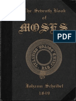 Scheibel, Johann - The Seventh Book of Moses