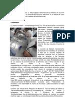Determinacion de Azucar Reductor Total en Alimentos-rpv