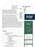 Caliph - Wikipedia, The Free Encyclopedia