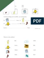 Primerasletras2 Actividades Completacion de Palabras