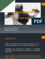 Violência Doméstica_Silêncio Inocentes