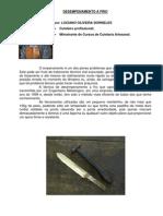 Desempenamento Luciano Dorneles