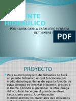 El Puente Hidraulico - Laura