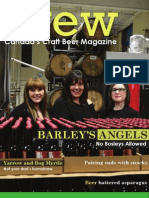 Brew - Canada's Craft Beer Magazine