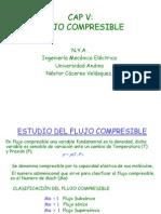 Cap v Flujo Compresible