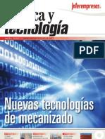 Tecnologia en Mecanizado