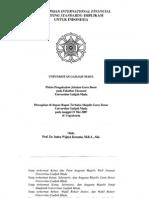 Pengadopsian Ifrs, Implikasi Untuk Indonesia