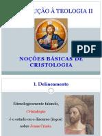 1 - Cristologia [Introdução]