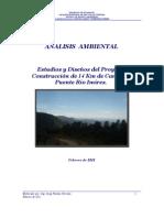 Estudio de Impacto Ambiental Cusmapa