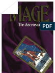 Mage the Ascension - Core Rulebook - 1st Edition