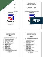 Checklist - C-172G - [Www.canalpiloto.com.Br]