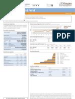 JPM Thailand Fund