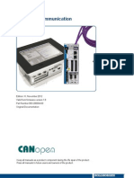 Kollmorgen AKD CANopen Communications Manual en-us Rev H