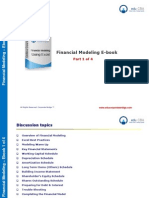 Corporate Bridge Financial Modeling eBook - Part 1