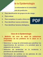 4 Epidemiologia Usos