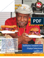 Happy's Java & Soul Food Shack Success Story