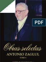 Zaglul, Antonio Obras Selectas - Tomo I