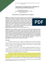 APLICAÇÃO DO CONHECIMENTO GEOMORFOLÓGICO - EXPERIÊNCIAS DESENVOLVIDAS POR ALUNOS DE GRADUAÇÃO