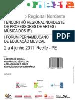 ANS_ABEM_X Encontro Regional Nordeste (2011)