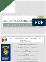 Sistema Constructivo Covintec