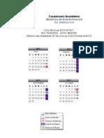 Calendario Trimestral MAD2A MA9