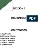 3 Transmisión