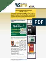 Newsletter Jaminan Sosial Edisi 64 | September 2013