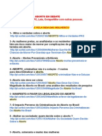 PDFs Aborto Em Debate