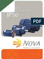 Catálogo IP56 Trifásico