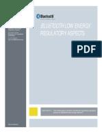 Bluetooth Low Energy Regulatory Aspects_WP_V10