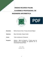 TAP - Sistema Web de Asesoría Tutoría Para Los Alumnos de Ingenieria - Sergio Meza
