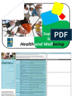PDF Health and Wellbeing Support