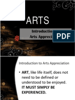 Introduction to Arts