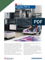 Printmaster 74-2 Nueva