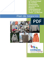 Plan de Negocios La Merced Antiguo