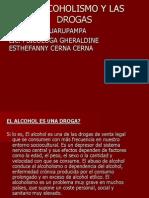 Alcoholismo y Las Drogas