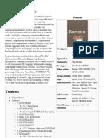 Fortran - Wikipedia, The Free Encyclopedia