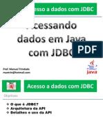 Acesso a Dados Com JDBC