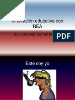 Innovación educativa con REA