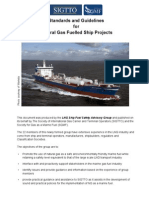 Standards Guidelines for Natural Gas Fuelled Ship Projects V5k1