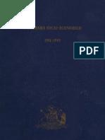 Programa Socio Económico 1981 1989 (Gobierno de Chile)