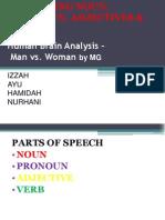 Human Brain Analysis –