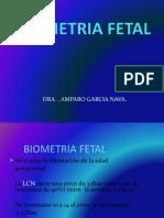 Biometria Fetal
