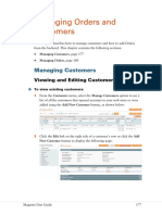 Magento User Guide Sample Chapter