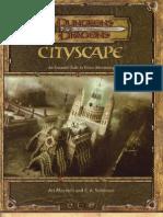 D&D 3rd Edition - Cityscape