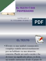 El Texto y Sus Propiedades (1)